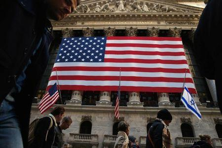 US stocks move higher as banks surge with bond yields