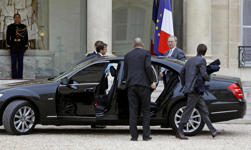 France eyes 'Google Tax' for French websites
