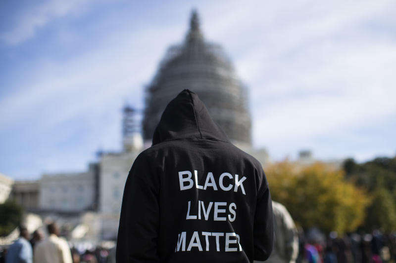 More young white Americans are supporting Black Lives Matter
