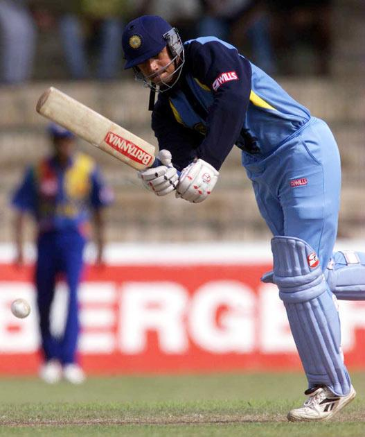 Dravid had a disappointing start to his international career when he made his ODI debut against Sri Lanka in the Singer Cup, which was held shortly after the 1996 World Cup. He was then dropped from the team, and was not picked again   until the tour of England.