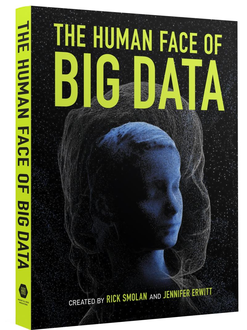 Data: New (physical) book chronicles the virtual
