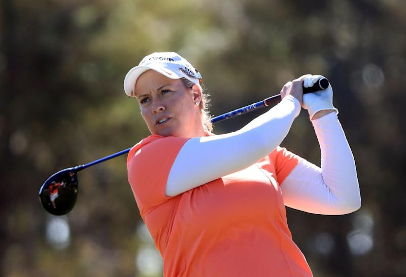 LPGA golfer makes splendid ace at Bahamas event