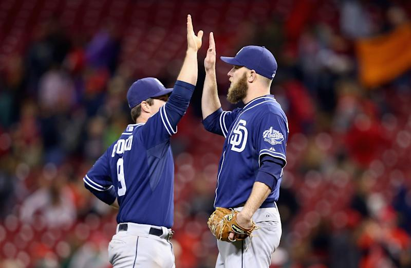 San Diego Padres v Cincinnati Reds - Game Two