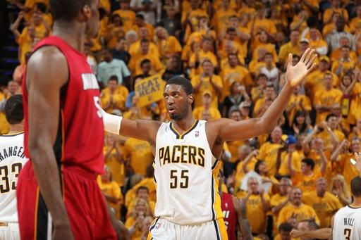 Pacers pound Heat 94-75 in Game 3