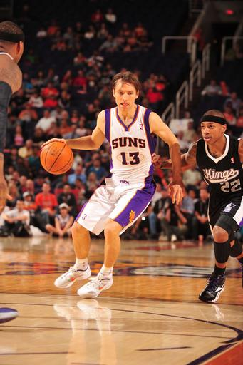 Nash, Suns beat Kings for 3rd straight victory