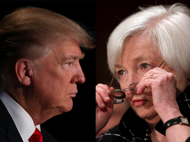 Trump and Yellen may not be an odd couple after all