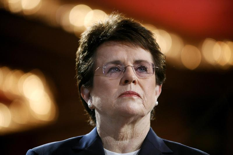 Billie Jean King's mother, Betty Moffitt, dies