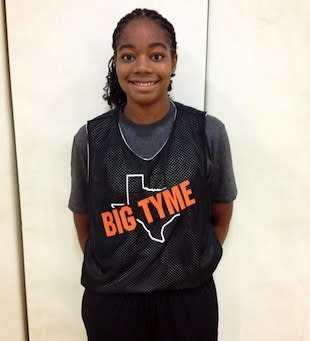 Eighth grader Charli Collier has already committed to Texas — Twitter