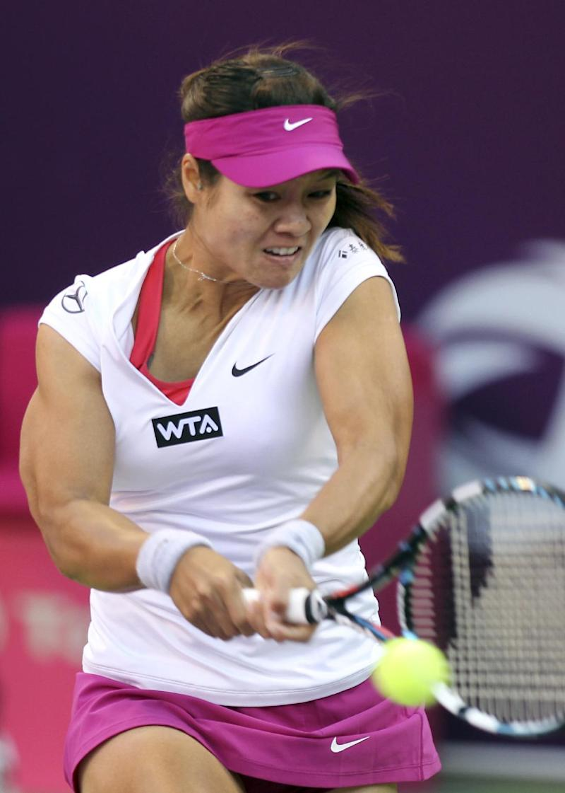 Li Na wins 1st match after Australian Open triumph