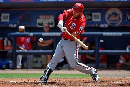 Nationals place Turner on 10-day DL with strained hamstring