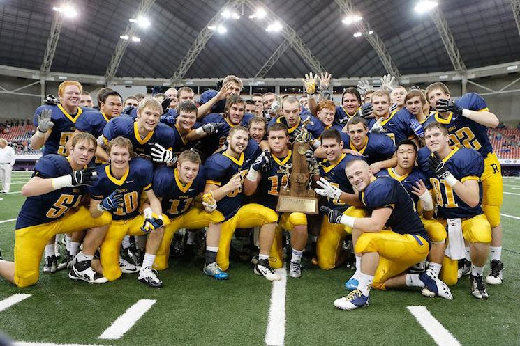 Regina set a new state record for consecutive victories on the same day it won a state title — Facebook