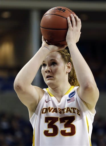 Iowa State ousts Gonzaga 72-60 in NCAAs