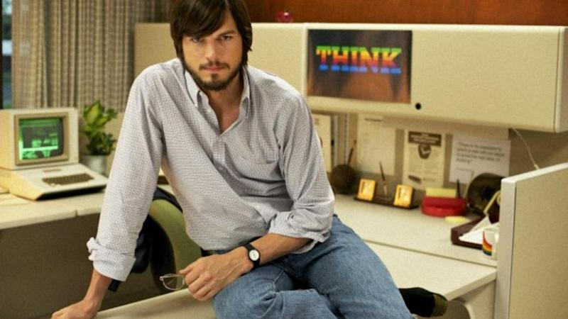 Kutcher's Middle-Aged Steve Jobs Look is Spookily Accurate
