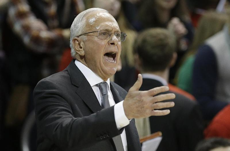 Larry Brown has SMU in Top 25 in less than 2 years