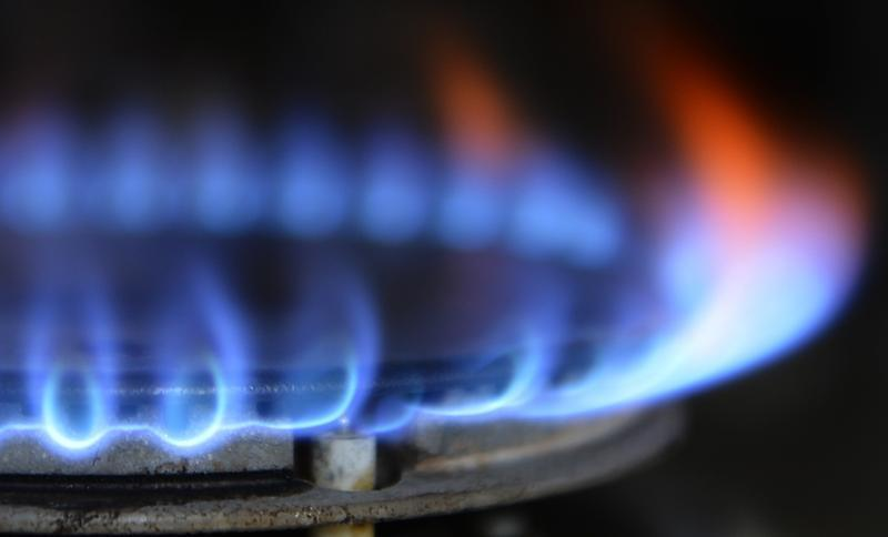 File photogrpah shows a gas cooker in Boroughbridge