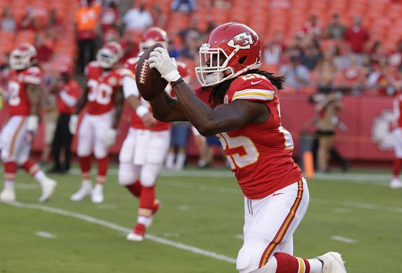 FANTASY PLAYS: Back to draft board - who's first?