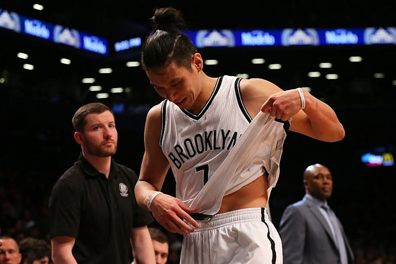 Jeremy Lin out another 3-to-5 weeks after re-aggravating hamstring