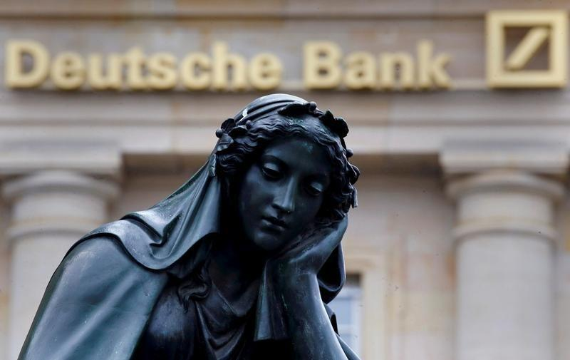 Deutsche Bank mulling radical solution to its woes