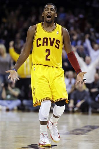 Irving and Cavs deal Lakers another loss, 100-94