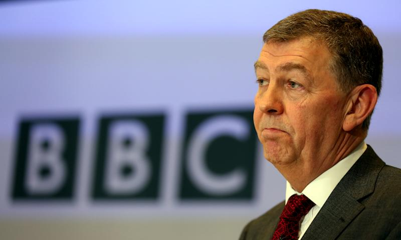 Report blames chaos, not cover-up, for BBC scandal
