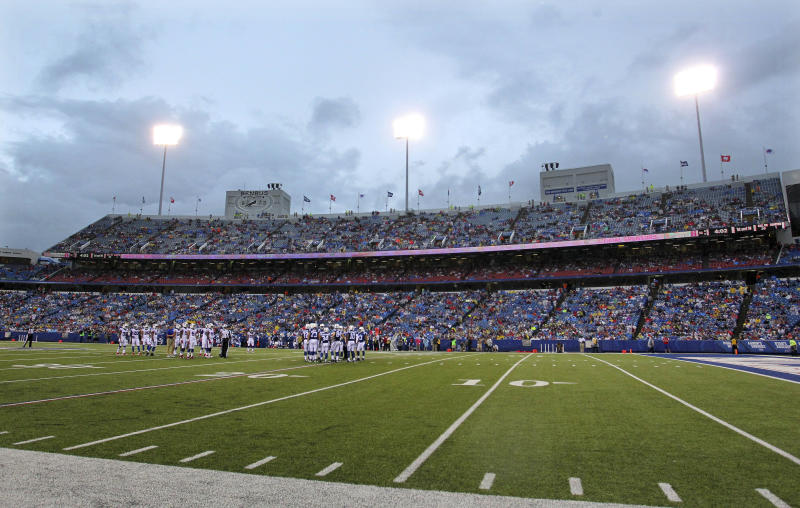 A New Era For The Naming Of The Buffalo Bills' Stadium