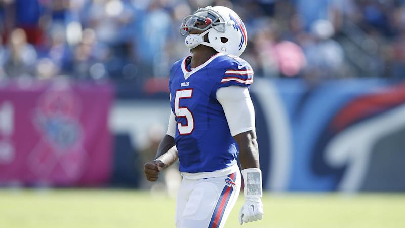 Tyrod Taylor feels Bills doubt him about being sat for finale