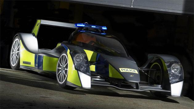 During the MPH '07 auto show, Caparo, in conjunction with the London Metropolitan Police, unveiled a prototype police vehicle variant of the T1 named the Rapid Response Vehicle (RRV). However, it was reported that the car would not be put into production.