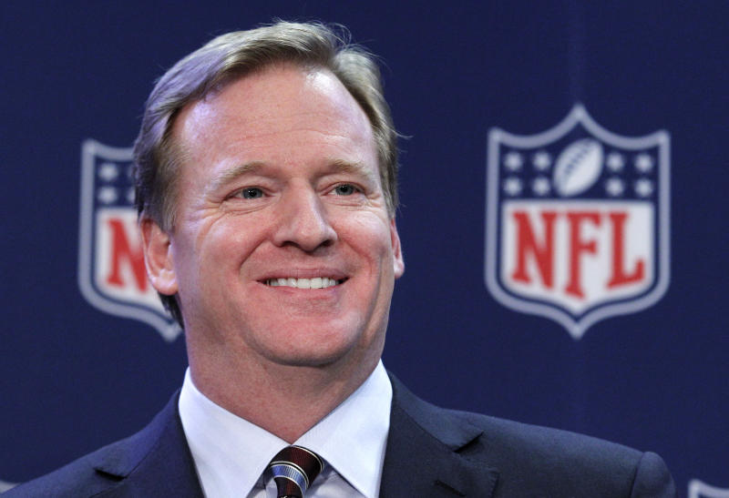 Goodell paid more than $29 million by NFL in 2011
