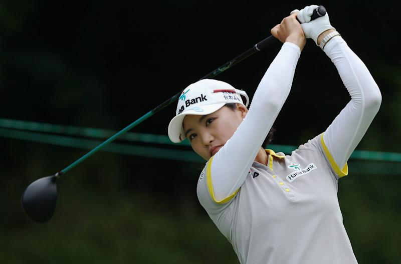Ryu has 66, leads by 5 at Canadian Women's Open