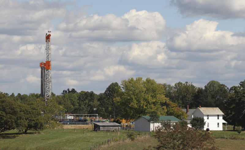 Cash-strapped states weigh tax policy on drilling