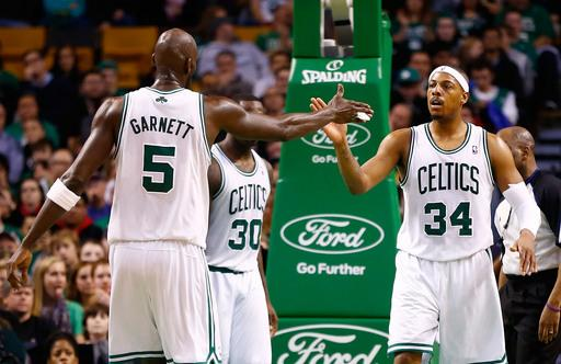 Pierce leads Celtics to 99-81 win over Kings