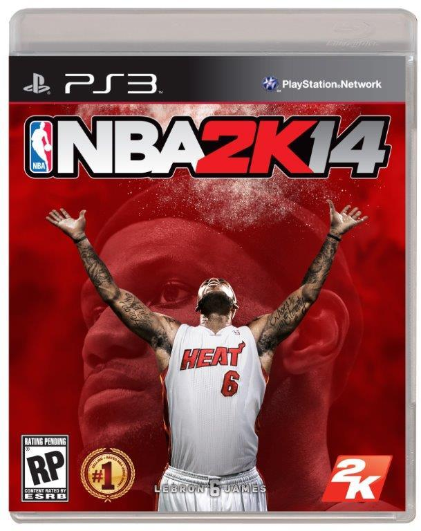 LeBron serves as music curator for 'NBA 2K14' game