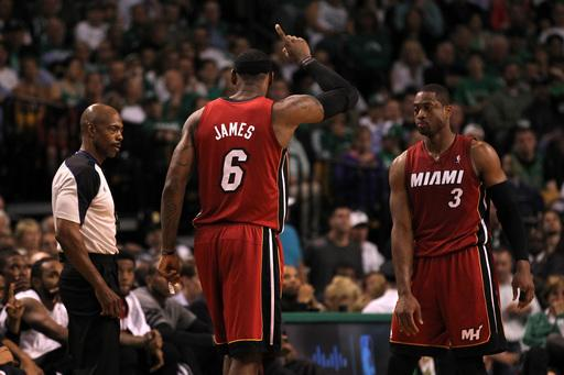 James scores 45, sends East finals to Game 7