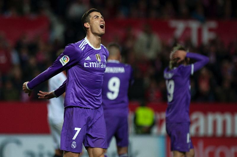 Late Jovetic strike ends Real Madrid's 40-game unbeaten run