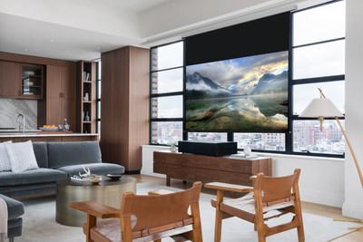 Sony's new short throw 4K projector is $25000 and brutally attractive