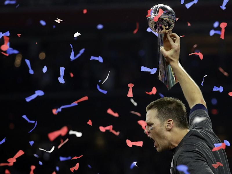 Super Bowl LI: Patriots claim historic Super Bowl