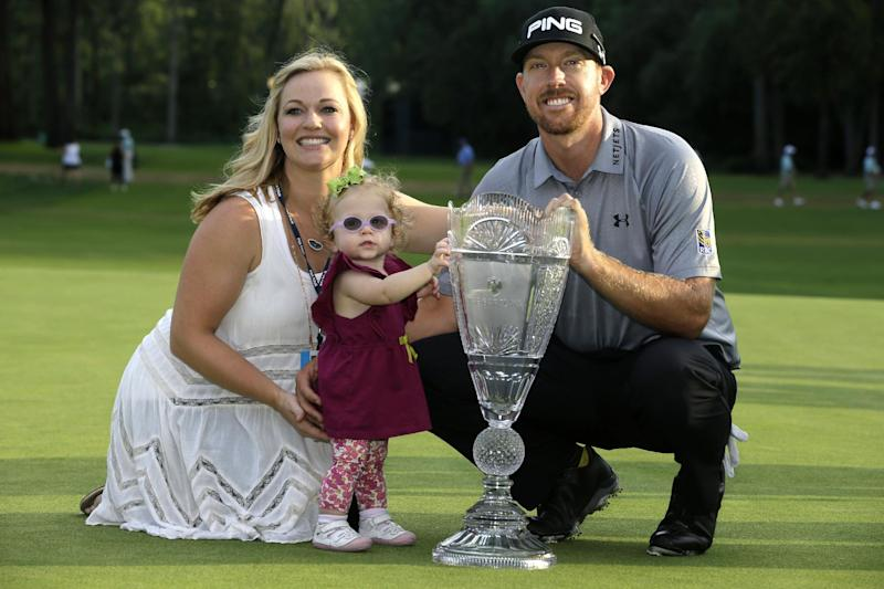 A timely win for Mahan at The Barclays
