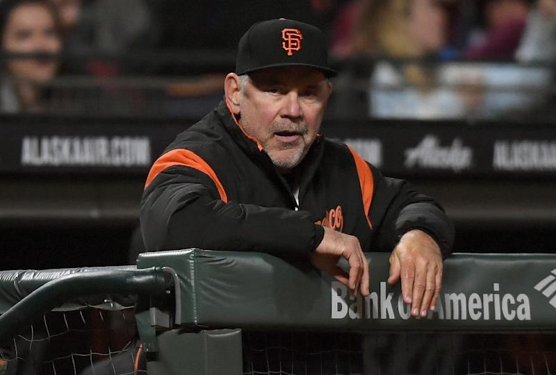 Giants manager Bruce Bochy undergoes minor heart procedure