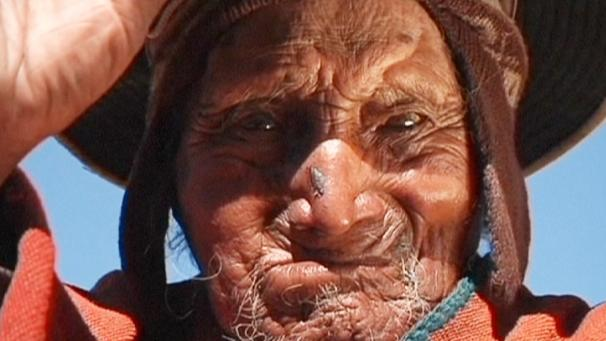Meet the world's oldest man