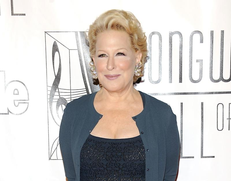 Bette Midler's 1-woman show recoups investment