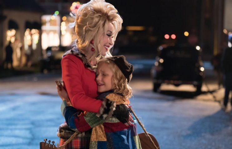 Young Clarksville actor on NBC tonight with Dolly Parton