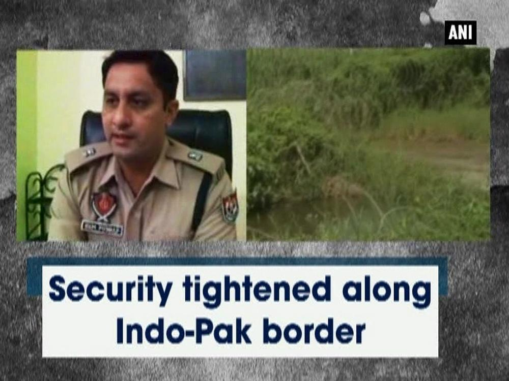 Day after the Uri terror attack, security at the Indo-Pak border in Pathankot has been tightened. Giving details, Pathankot Superintendent of Police Hem Pushp said the security measures have been strengthened along the Indo-Pak border fencing line to prevent any untoward incident. He said that all the personnel were on high alert and were using latest technology to keep an eye.