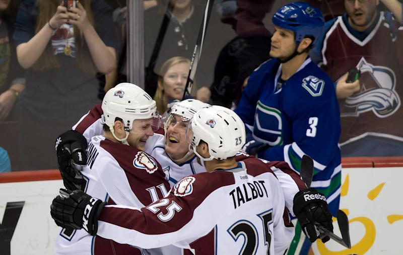 Roy makes all right moves in 1st year leading Avs