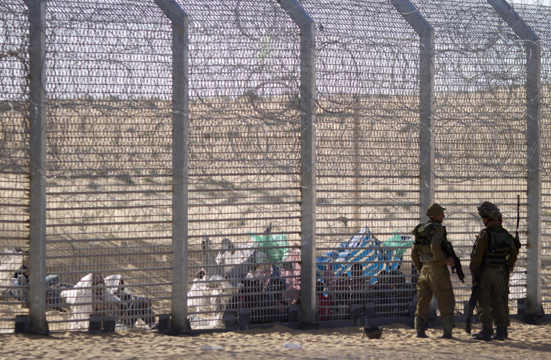 Israeli: Detention center for Africans a 'prison'