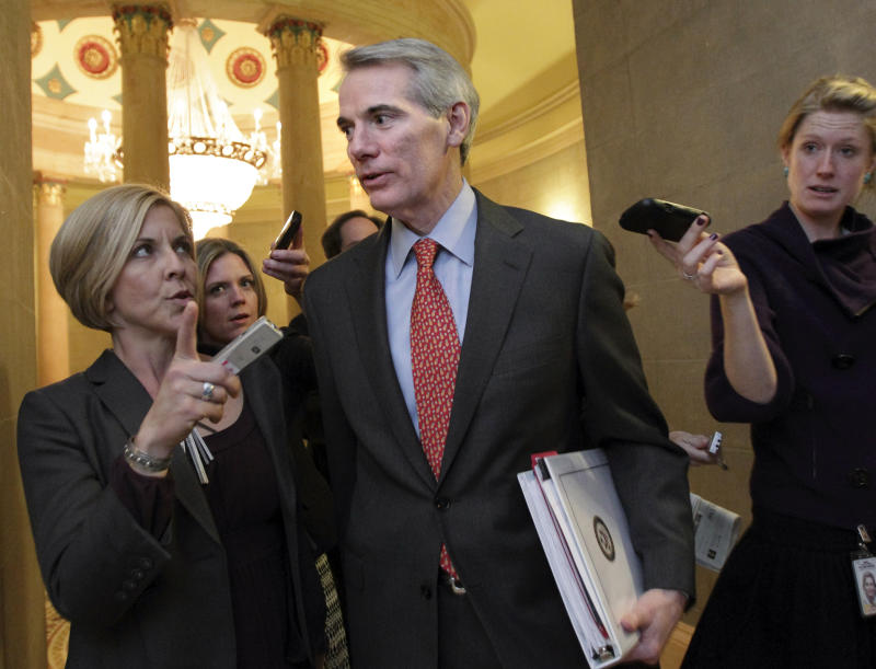 Small-bore proposals to help avert fiscal cliff