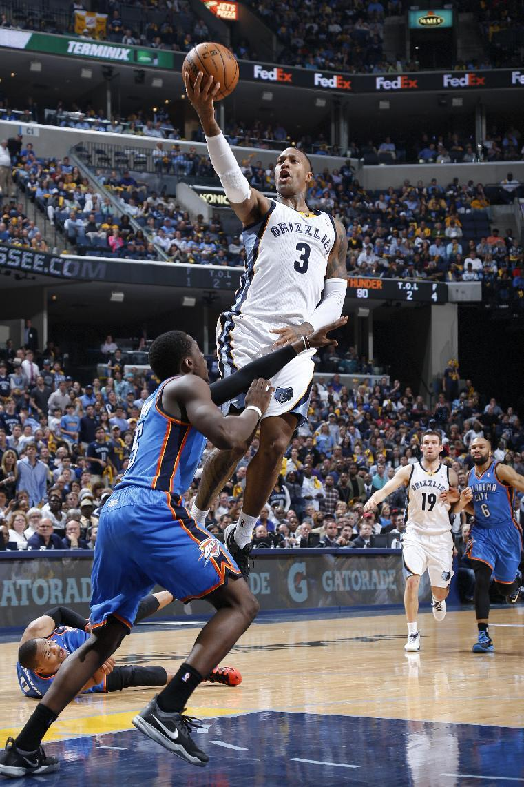 Grizzlies Johnson arrested for domestic assault