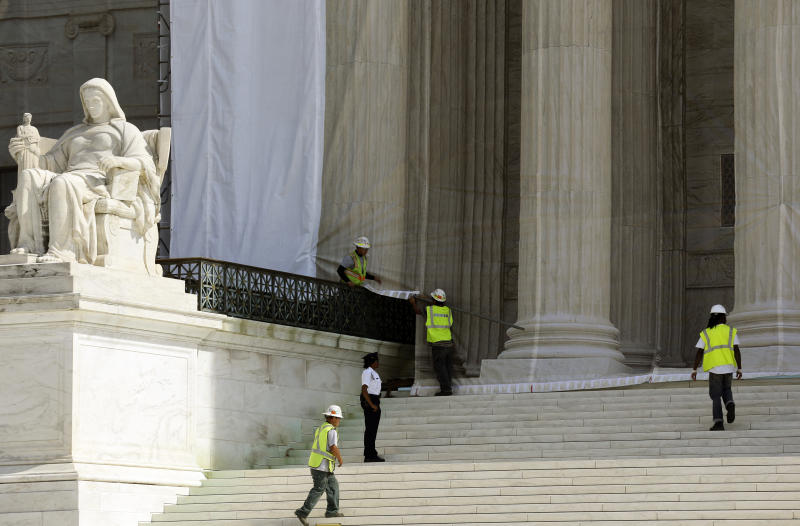 Big cases for Supreme Court term starting Monday