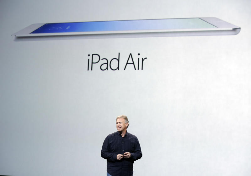 Apple gears up for holidays with new Macs, iPads