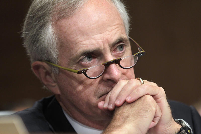 On economics, foreign policy, Corker eager to act