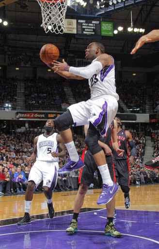 Nets get Thornton from Kings for Terry, Evans